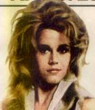 a young,beautiful Jane Fonda (1960's)
