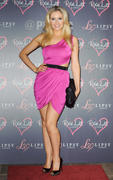 Gemma Merna & Carley Stenson - Lipsy Launch Party in London 27th September 2011