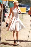 Jaime King @ Veuve Clicquot Polo Match in LA | October 9 | 64 pics
