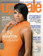 Toni Braxton covers �Upscale� July