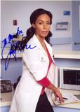 Jada Pinkett Smith In Person Autographs 08.12.09 (2X)