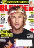 Owen Wilson Blender August 2006 6xHQs