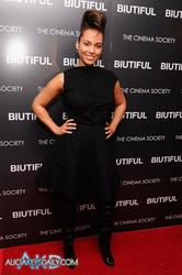Alicia Keys - Screening of Biutiful - December 1, 2010