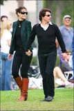 Katie Holmes & Tom Cruise @ Tom's Daughter's Soccer Game - 3 + 16 HQ Adds
