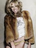 Heidi Klum white top is painted on Foto 627 (����� ���� ����� ���� ���������� �� ���� 627)