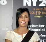 Famke Janssen @ Tropfest NY kick-off event in New York City - September 18, 2008