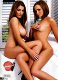 Lucy Pinder and Chanelle Hayes